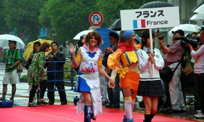 Worldcosplay Summit (WCS), Nagoya